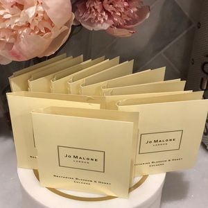 Jo Malone Sample Set Nectarine Blossom and Honey
